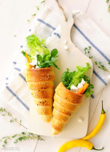 cone-bread
