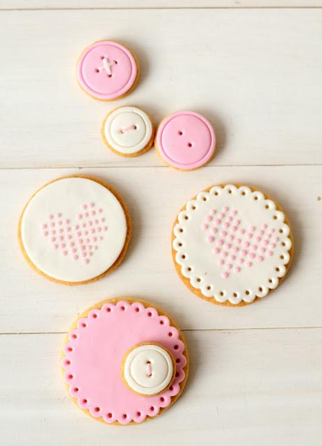 עוגיות כפתורים