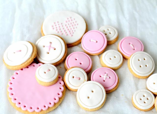 button cookies tutorial