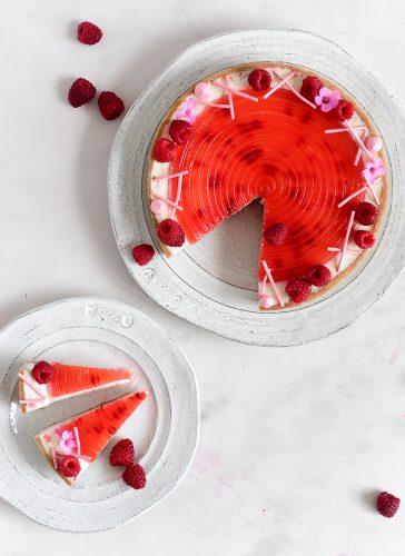 עוגת מסקרפונה פירות