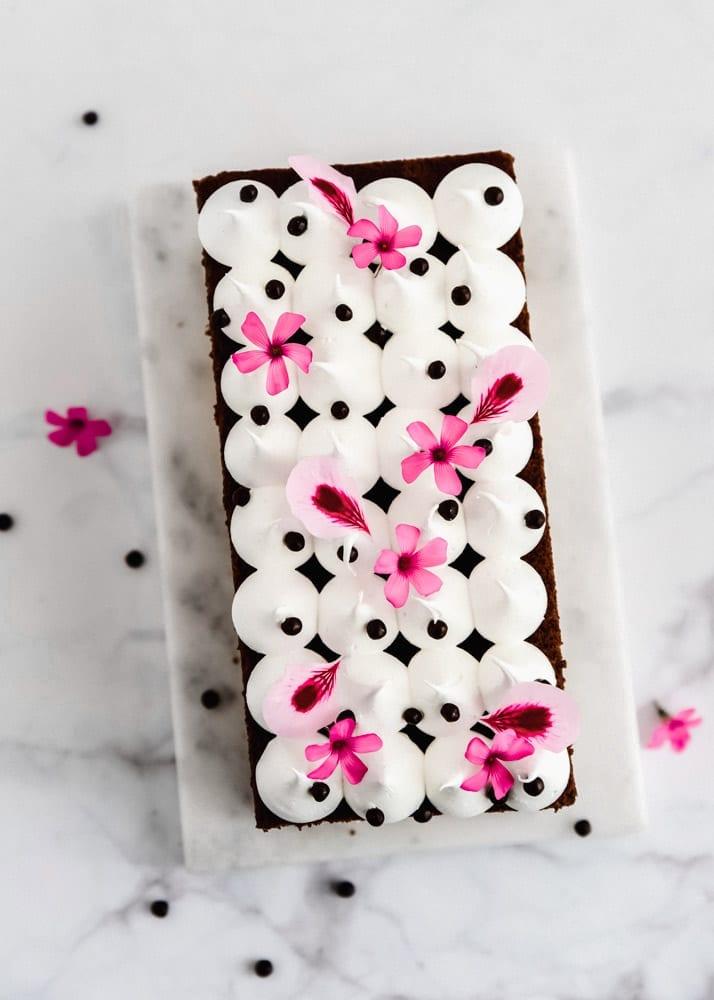 עוגת שכבות שוקולד לפסח