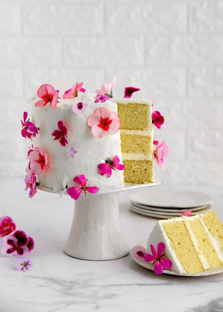 עוגת וניל