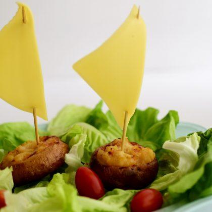 סירות תפוחי אדמה