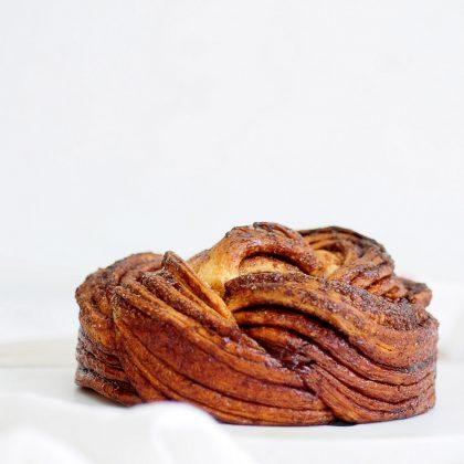 עוגת שמרים קינמון
