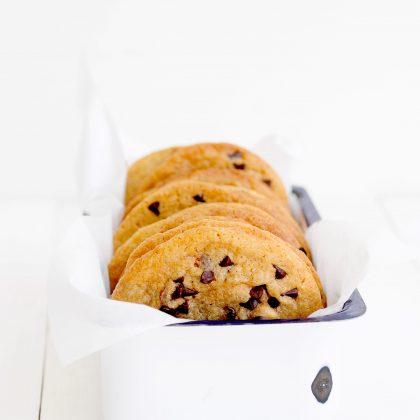 עוגיות שוקולד צ׳יפס הכי טעימות בעולם