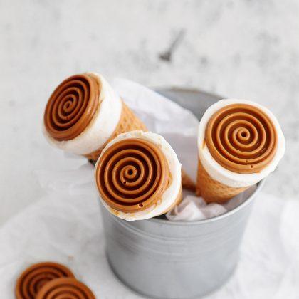 גלידה ביתית ללא מכונה